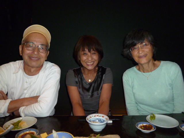 山川ご夫妻とわたし