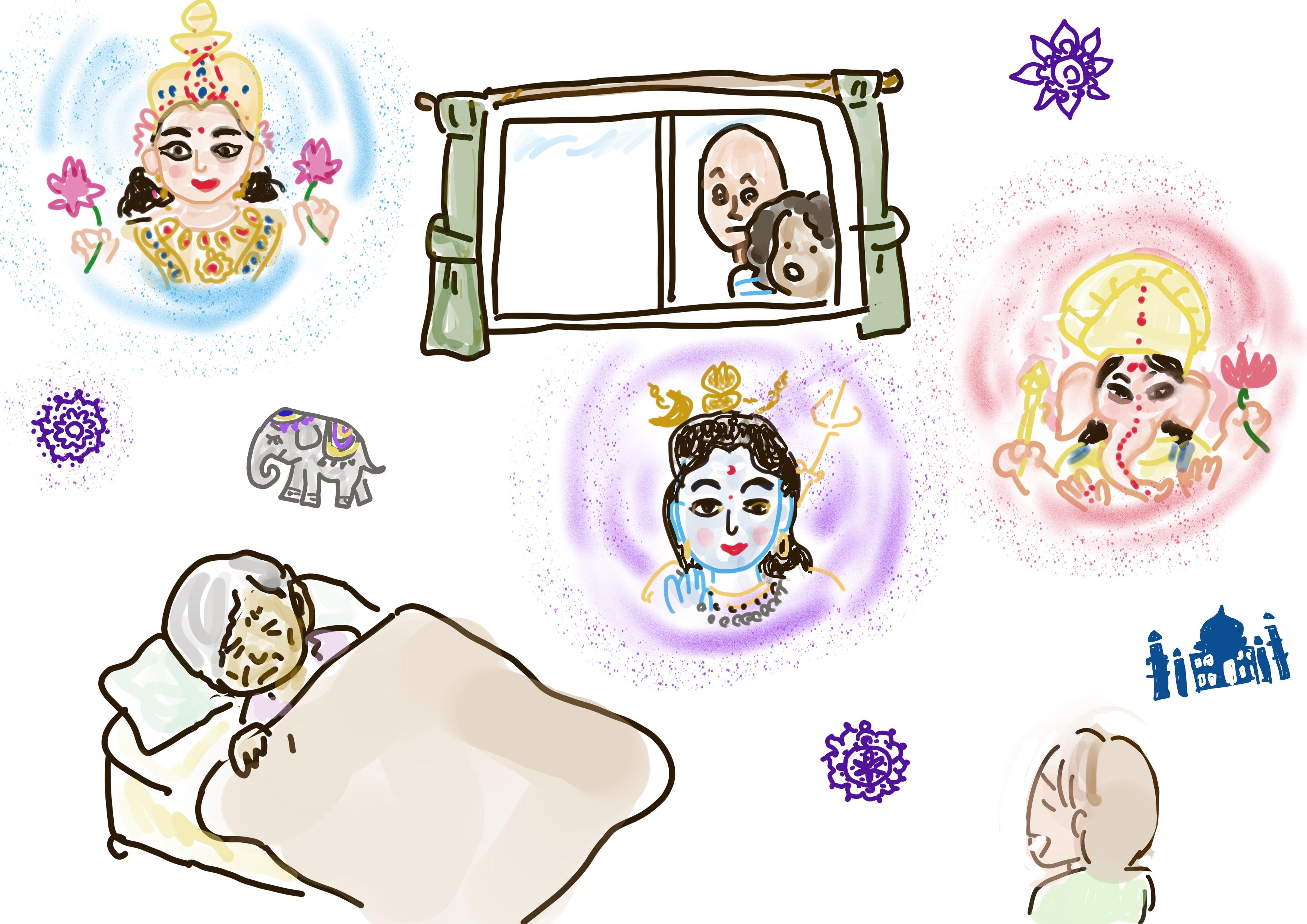 日記2019/01/14「アリエッティのせい」「腹痛の理由」「スパイス臭」